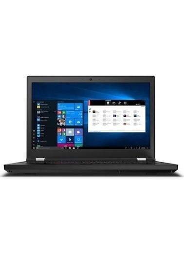 """Lenovo Thinkpad P15 20St005Wtxz5 İ9 10885H 64Gb 2Tb Ssd Rtx4000 W10P 15.6"""" Fhd Renkli"""
